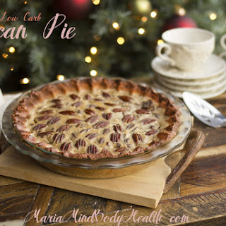 Low Fat Sugar Free Pecan Pie Recipes