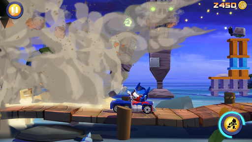 Angry Birds Transformers screenshot 12