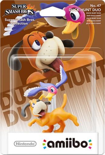 Duck Hunt packaged (thumbnail) - Super Smash Bros. series