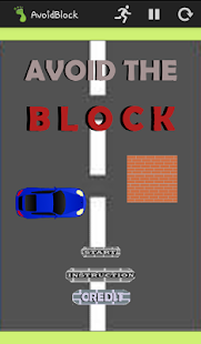 Avoid The Block - screenshot
