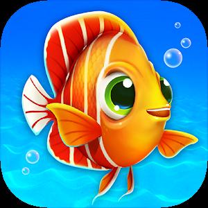Cover art Fish World
