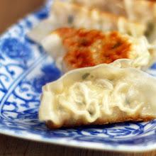 Japanese Street Food: Gyoza '3 Ways' Class
