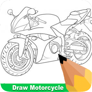 How To Draw Motorcycles