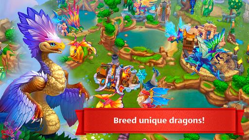 Dragons World screenshot 1