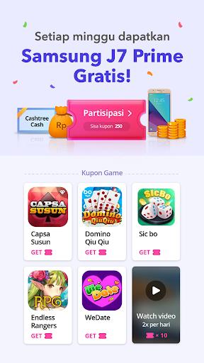 Cashtree: Bagi bagi Hadiah Terus screenshot 1