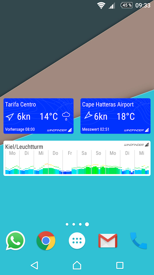 Windfinder Pro Screenshot 4