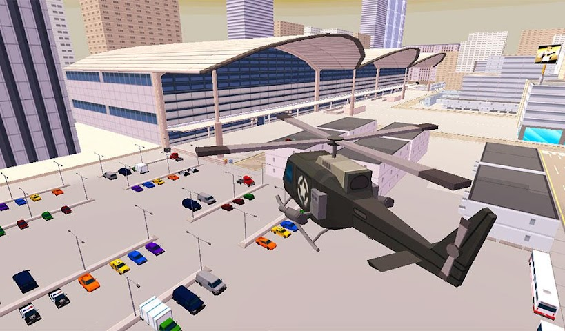 android Real City Driver 3D Screenshot 0
