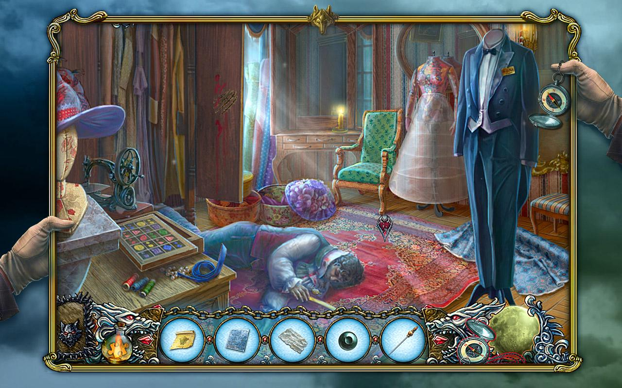 Shadow Wolf Mysteries 3 Screenshot 2