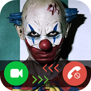 Download Killer Clown Video Call Prank For PC Windows and Mac