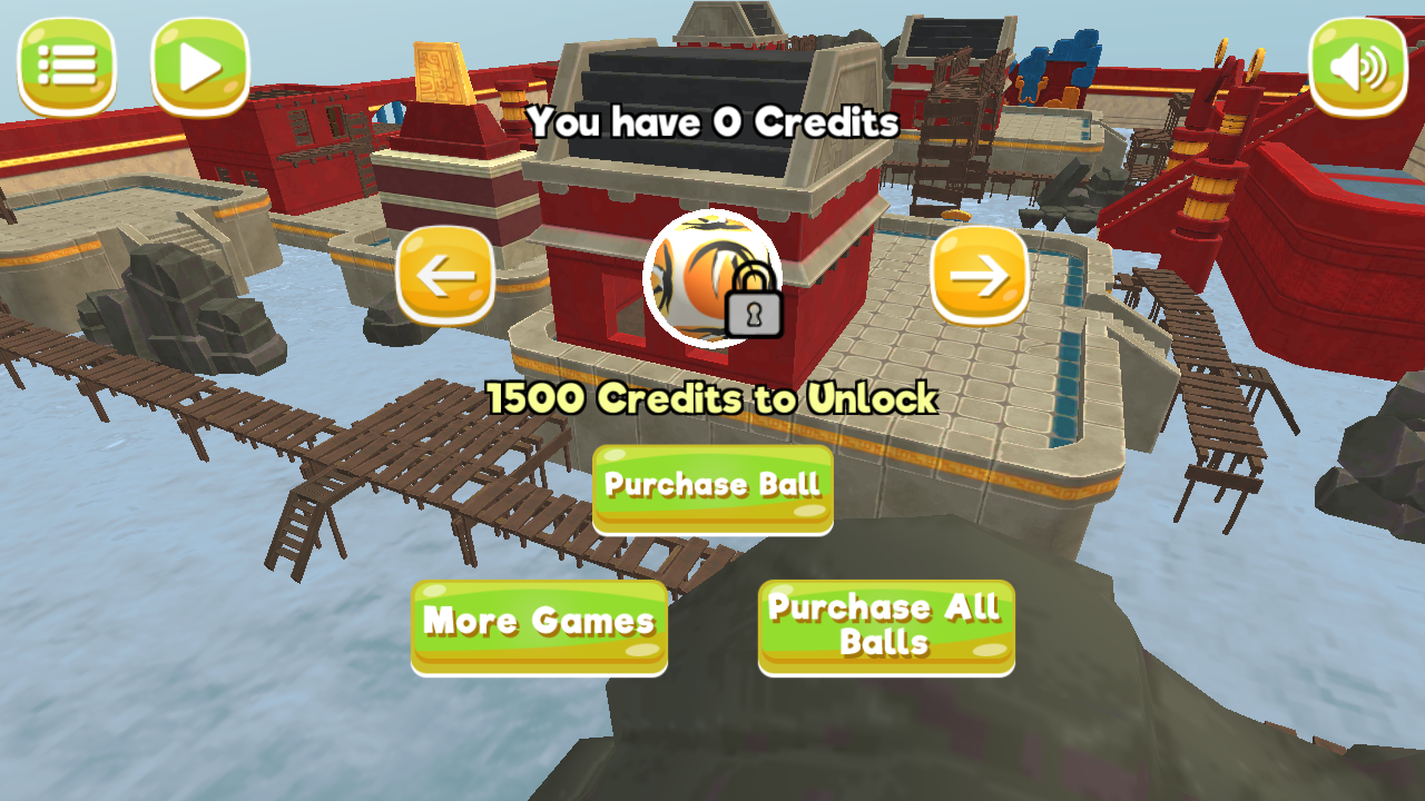 Mini Golf 3D City Stars Arcade Screenshot 3