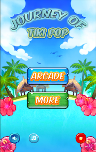 Journey of Tiki Pop - screenshot