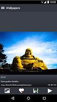 Screenshot of Buddha Wallpapers