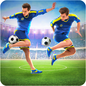 SkillTwins Football Game APK Cracked Download