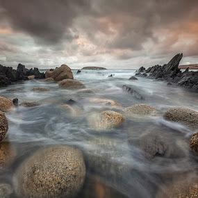 Petrel Cove by Steve Badger - Landscapes Sunsets & Sunrises ( south australia, victor harbour, australia, adelaide, sunrise, petrel cove,  )