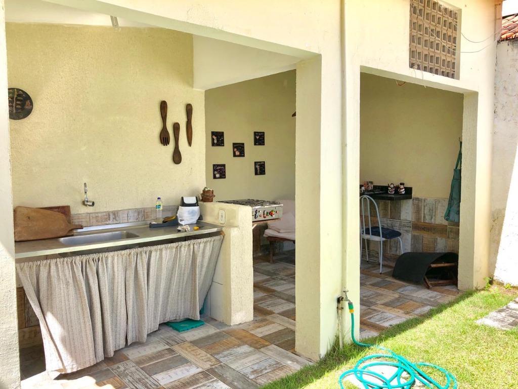 Casa com 3 dormitórios à venda, 127 m² por R$ 629.000 - Intermares - Cabedelo/PB