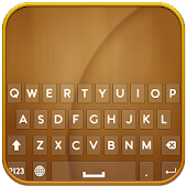 Brown Keyboard APK for iPhone
