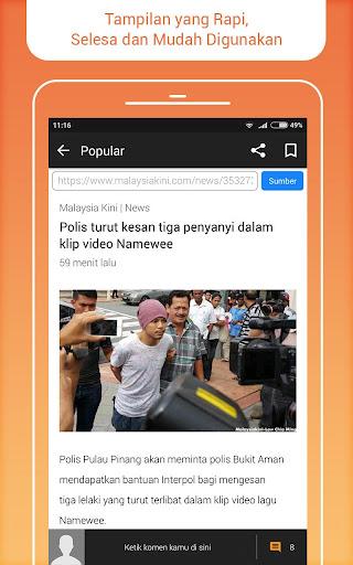 BaBe News - Berita Malaysia screenshot 6