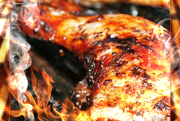 Jamaican Jerk Chicken Thighs Recipe | Yummly