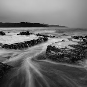 The Flow by Edo Kurniawan - Landscapes Waterscapes