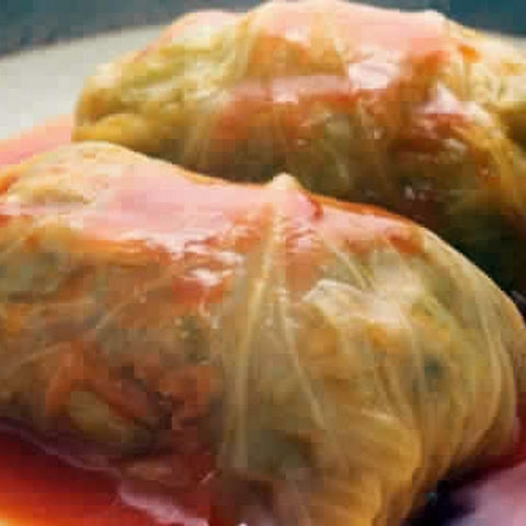 Slow Cooker Stuffed Cabbage Rolls ( 7 SmartPoints )