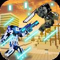 Game Block Gun 3D Battle Royale APK for Windows Phone