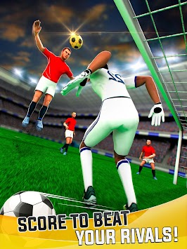 Manchester Devils Soccer - Football Goal Shooting APK screenshot thumbnail 6