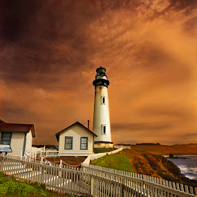 Lighthouse by Luke Popwell - Novices Only Landscapes ( 2013, off axis production, luke popwell, 5d mark iii )