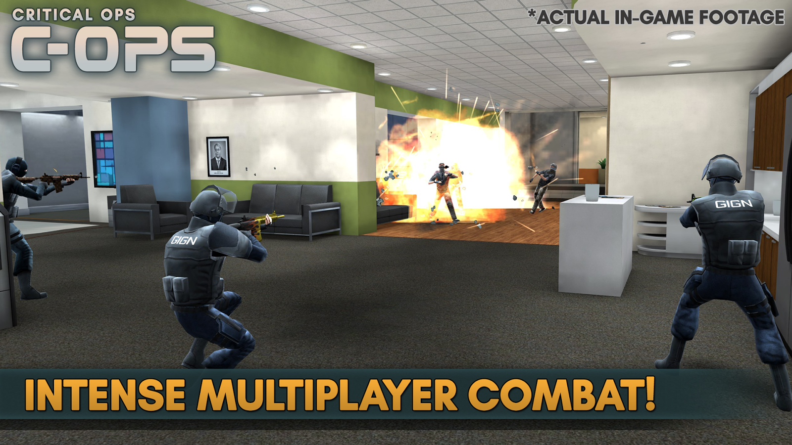 Critical Ops Screenshot 5