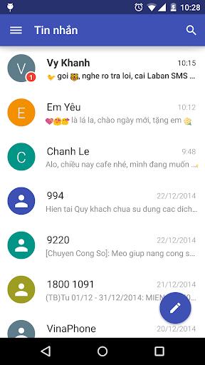 Laban SMS: spam blocker screenshot 1