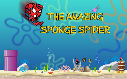 The Amazing Sponge Spider - screenshot