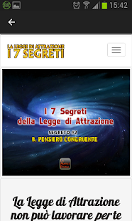 I 7 Segreti - screenshot