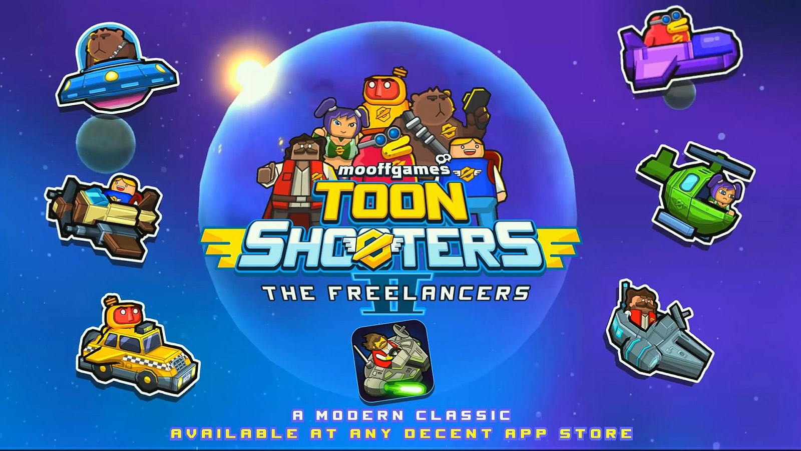 Toon Shooters 2: Freelancers Screenshot 5