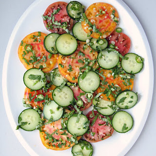 Asian Tomato Cucumber Salad Recipes