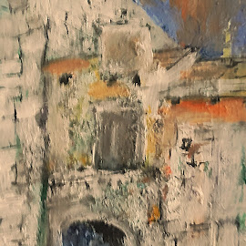 Gone in Australija? by Vanja Škrobica - Painting All Painting