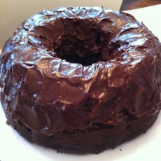 Triple Chocolate Bundt Cake