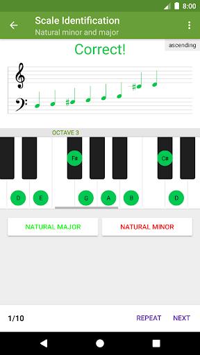 Perfect Ear - Ear Trainer screenshot 2