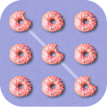 AppLock Theme Yummy Donut APK for Bluestacks