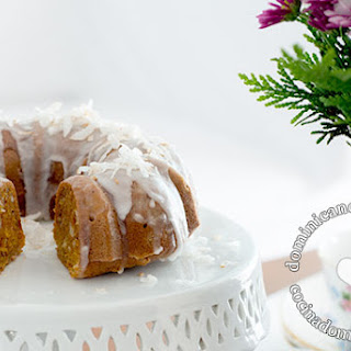 Ginger Coconut Cake Recipes
