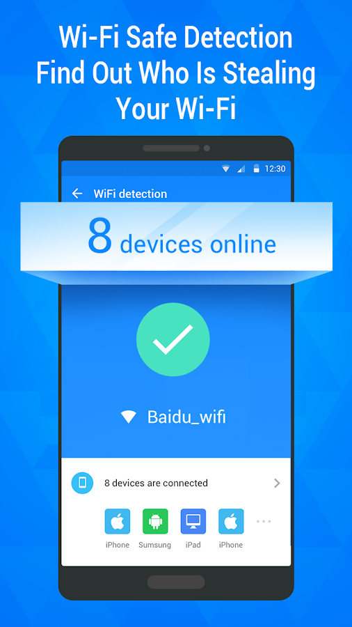 DU Antivirus - App Lock Free Screenshot 6