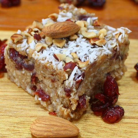 Cavewoman Cafe Bars (Dairy & Gluten-Free)