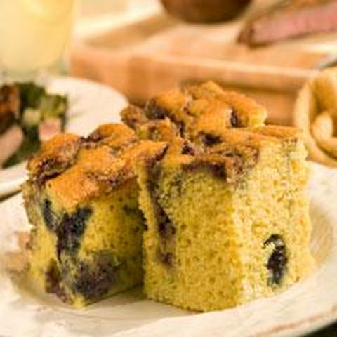 Berry Walnut Cornbread