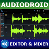 App AudioDroid : Audio Mix Studio version 2015 APK