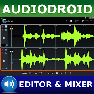 AudioDroid : Audio Mix Studio For PC (Windows & MAC)