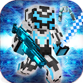 Download Cube Steel: Max Survival APK to PC
