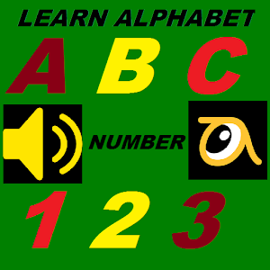 Download Kids Alphabet And Number For PC Windows and Mac
