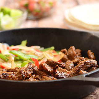 Sirloin Beef Fajitas Recipes