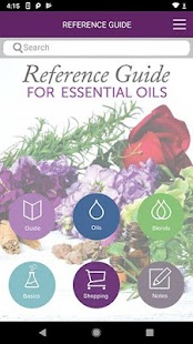 Ref. Guide for Essential Oils for pc