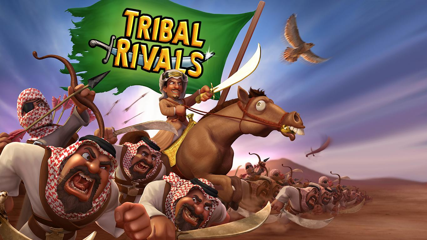Tribal Rivals Screenshot 0