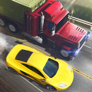 Traffic: Illegal & Fast Highway Racing 5 Icon
