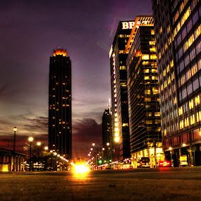 by Skate Breed - City,  Street & Park  Street Scenes